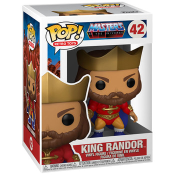 Funko Masters of the Universe King Randor Pop! Vinyl Figure