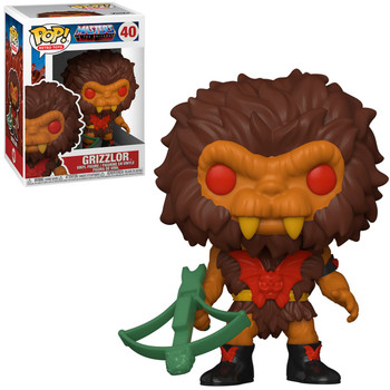 Funko Masters of the Universe Grizzlor Pop! Vinyl Figure