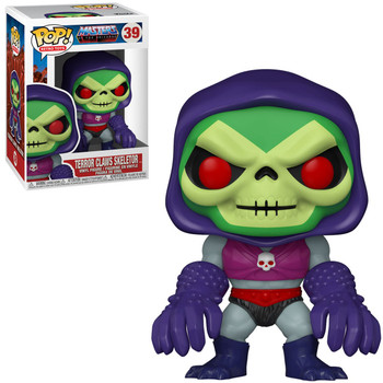 Funko Masters of the Universe Skeletor with Terror Claws Pop! Vinyl Figure
