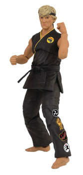 Karate Kid Johnny Lawrence 6-Inch Scale Action Figure