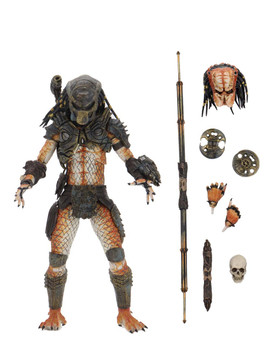 NECA Predator 2 Ultimate Stalker 7-Inch Scale Action Figure