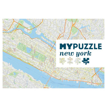 MYPUZZLE New York City 1000 Piece Puzzle