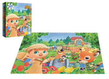 "Animal Crossing ""New Horizons"" 1000 Piece Puzzle"