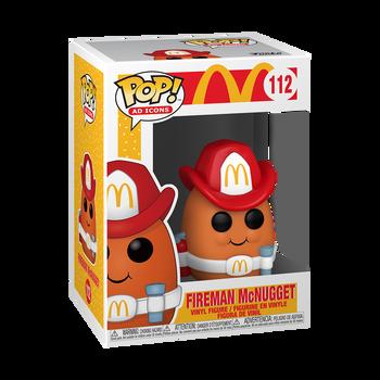 Funko McDonald's Fireman McNugget Pop! Vinyl Figure