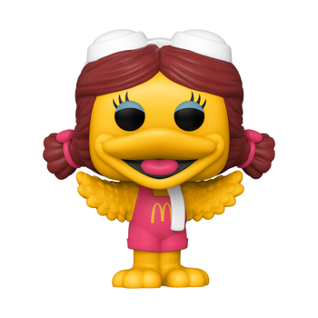 Funko McDonald's Birdie The Early Bird Pop! Vinyl Figure