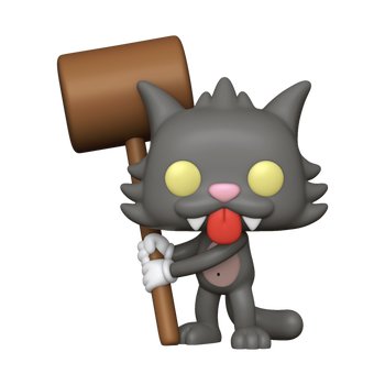 Funko Simpsons Scratchy Pop! Vinyl Figure