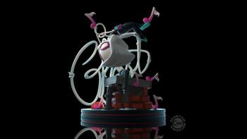 QMX Ghost-Spider Q-Fig Elite Diorama