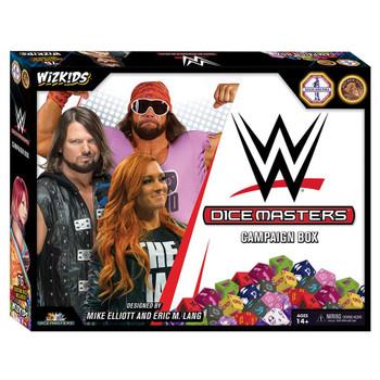 WizKids WWE Dice Masters Campaign Box