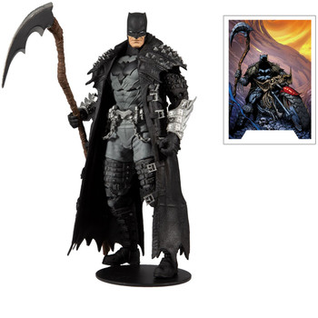 DC Multiverse Death Metal Batman 7-Inch Action Figure