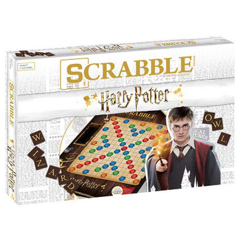 Scrabble World of Harry Potter Game
