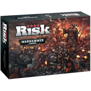 RISK Warhammer 40,000 Game