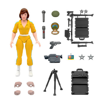 [PRE-ORDER] Super7 Teenage Mutant Ninja Turtles Ultimates April O'Neil 7-Inch Action Figure