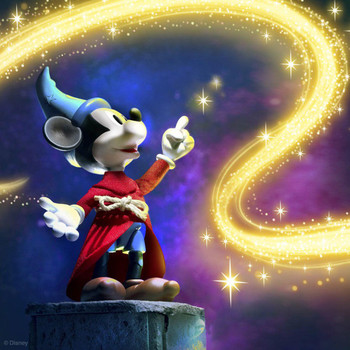 [PRE-ORDER] Super7 Disney Ultimates Fantasia Sorceror's Apprentice Mickey Mouse Action Figure