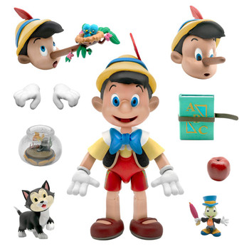 [PRE-ORDER] Super7 Disney Ultimates Pinocchio Action Figure