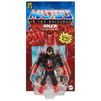 Masters of the Universe Origins Ninjor Action Figure