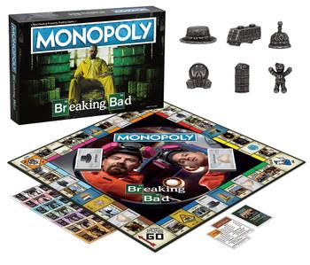 Breaking Bad Monopoly Game