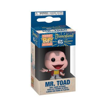 Funko Disneyland 65th Anniversary Mr. Toad Pocket Pop! Key Chain