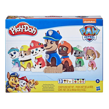 Play-Doh PAW Patrol Hero Pack Arts and Crafts Toy