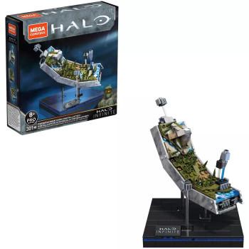 Mega Construx HALO Infinite Forerunner Ring Installation Construction Set