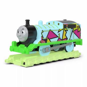 Thomas & Friends TrackMaster Hyper Glow Thomas Engine