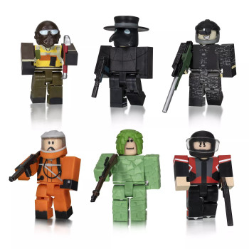 Roblox Apocalypse Rising 2 Six Figure Pack (Includes Exclusive Virtual Item)