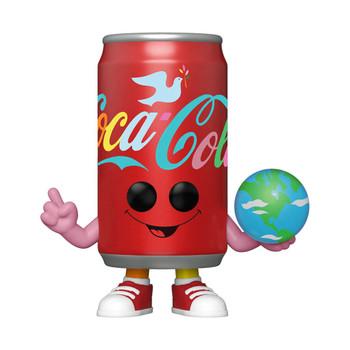 Funko Coca-Cola I'd Like to Buy the World a Coke Can Pop! Vinyl Figure