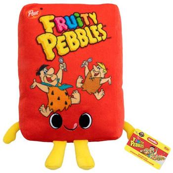 Funko Post Fruity Pebbles Cereal Box Foodies Plush