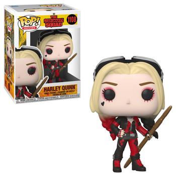Funko The Suicide Squad Harley Quinn Bodysuit Pop! Vinyl Figure
