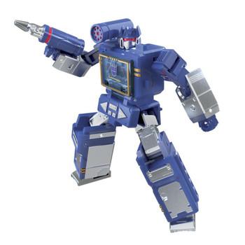 Transformers Generations Kingdom Core Soundwave 3.5 Inch Action Figure