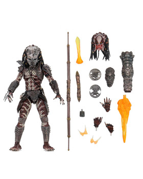 NECA Predator 2 Ultimate Guardian 7-Inch Scale Action Figure