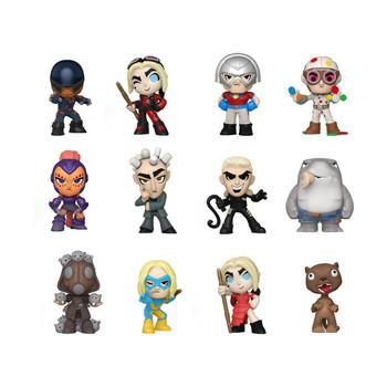 Funko The Suicide Squad Mystery Minis Mini-Figure Random 4-Pack