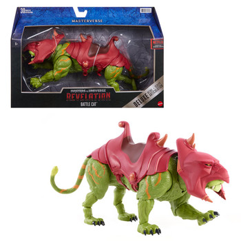 Masters of the Universe Masterverse Revelation BattleCat Deluxe Action Figure