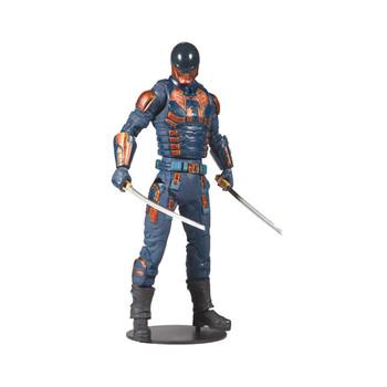 DC Build-A Wave 5 The Suicide Squad Movie Bloodsport Action Figure