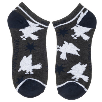 Harry Potter Ravenclaw 5 Pair Ankle Socks