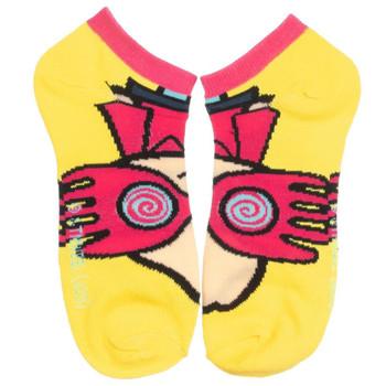 Harry Potter Luna Lovegood 5 Pair Ankle Socks
