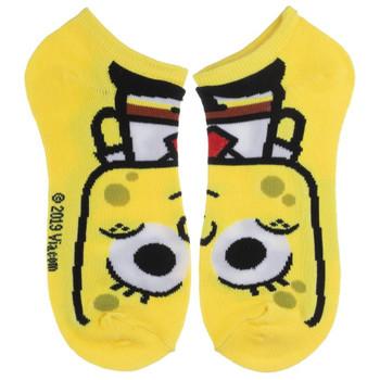 Spongebob Squarepants 3 Pair Ankle Socks