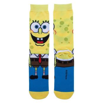 Spongebob SquarePants 360 Character Crew Socks