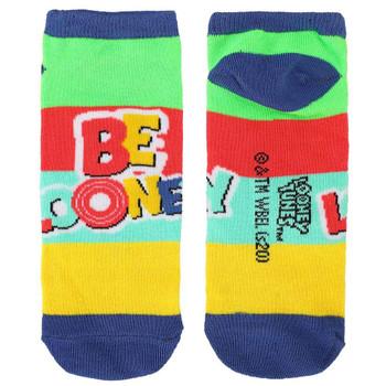 Looney Tunes Classic 5 Pair Ankle Socks