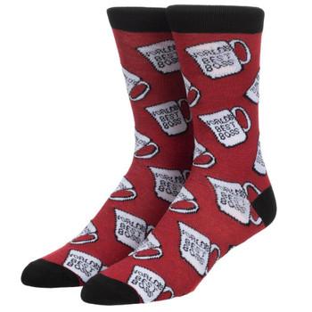The Office Crew Socks