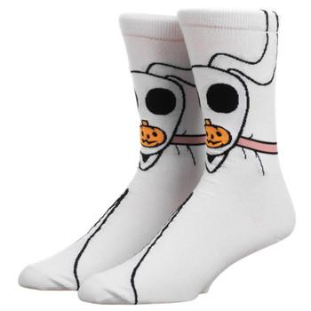 Nightmare Before Christmas Zero 360 Character Crew Socks