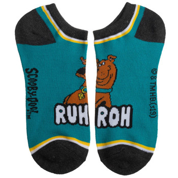 Scooby Doo 5 Pair Ankle Socks