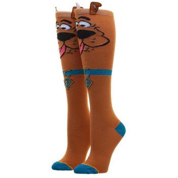 Scooby Doo Novelty Ears Knee High Socks