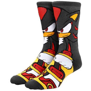 Sonic Shadow 360 Character Socks