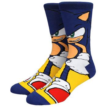 Sonic Modern 360 Character Socks