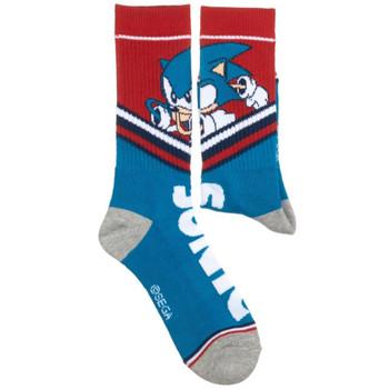 Sonic Athletic Crew Socks