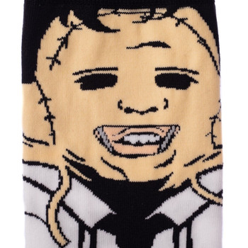 Texas Chainsaw Massacre Leatherface 360 Character Crew Socks