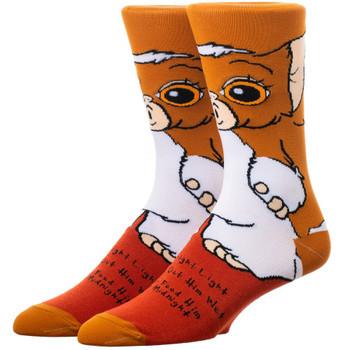 Gremlins Gizmo 360 Character Crew Socks