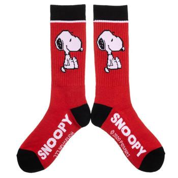 Peanuts 2 Pair Athletic Crew Socks