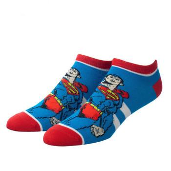 DC Comics Justice League 5 Pair Ankle Socks
