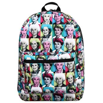 Golden Girls Character Tile AOP Backpack
